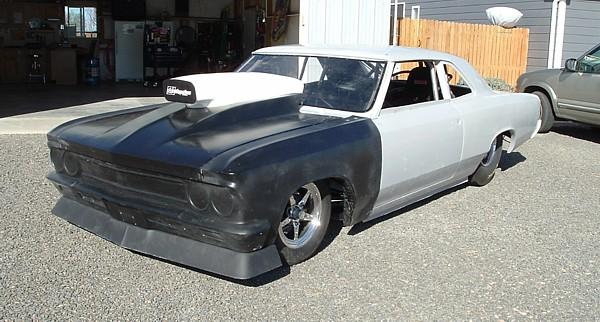 66-67 Chevelle