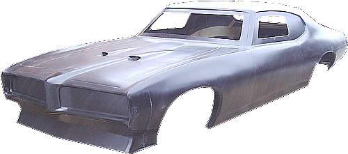 1972 pontiac gto parts