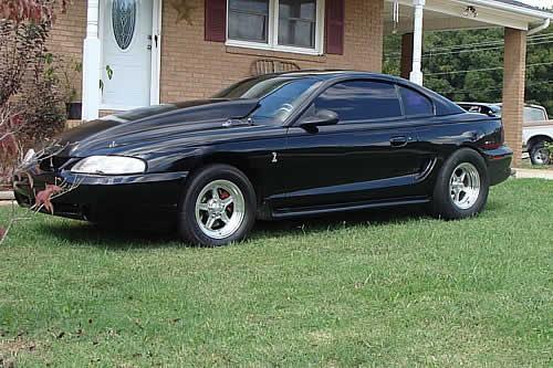 94 98 Mustang Parts