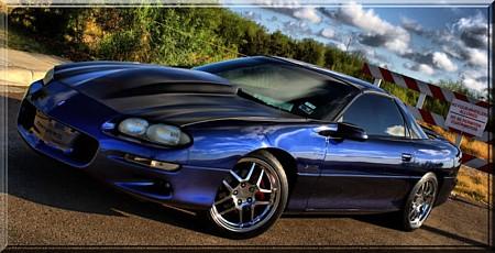 93-2002 Camaro