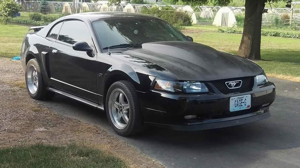 99-04 Mustang