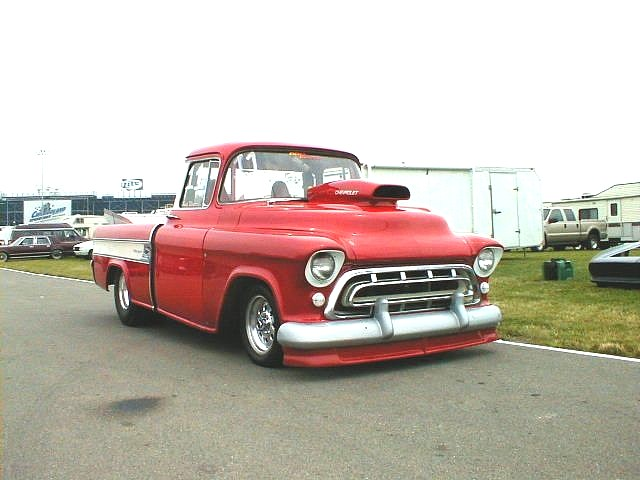 55 57 Chevy Pick Up Parts