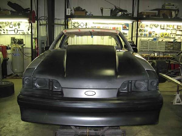 87-93 Mustang