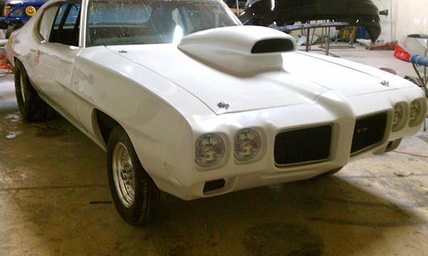 Restoration Notes: 1971-72 Pontiac Lemans & GTO NOS items ...