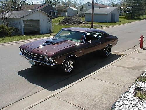 68-69 Chevelle